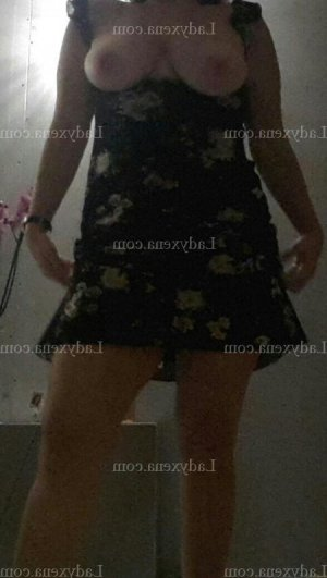 Soana escorte girl massage érotique à Varennes-Vauzelles